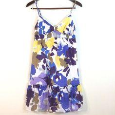 American Eagle Floral Sun Dress