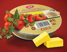 Butter with tomato poster