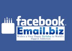 Happy Birthday To Facebook, the world's biggest addiction !!