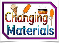 Changing Materials Ks2 Homework - image 2