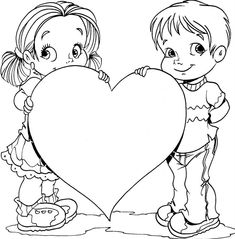 Mother's Day Coloring Pages for Kids - Preschool and Kindergarten Mothers Day Coloring Pages, Preschool Coloring Pages, Cool Coloring Pages, Printable Coloring Pages, Coloring Pages For Kids, Coloring Sheets, Mother's Day Printables, Cute Disney Drawings, Love You Dad