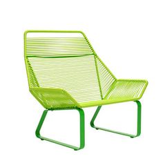 Lounge Chair Lime Apple Green