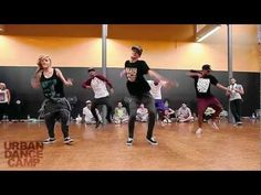 "Ian Eastwood ft. Chachi Gonzales & Quick Crew :: Dance Choreography :: ""Till I Die"" by Chris Brown"