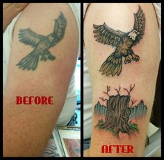 Before n After . Arm . Artist: Renegade 678-481-5369