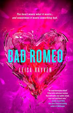 Reseña/Review: Bad Romeo (Starcrossed