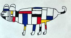 Check out student artwork posted to Artsonia from the Grade Mondrian Animals project gallery at Messiah Lutheran. Animal Projects, Art Projects, 4th Grade Art, Lutheran, Mondrian, Art Lesson Plans, Art Portfolio, Art Museum, Art For Kids