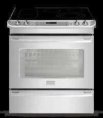 Kenmore Elite 42563 4 6 Cu Ft Slide In Electric Range