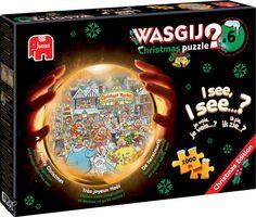 Wasgij Puzzel: Christmas 6 - 1000 Stuks
