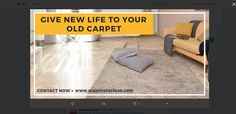 Want to get spotless & dust-free carpets? Contact the cleaning experts at Aspen Roto Clean in Salt Lake City, UT. They use the most advanced cleaning methods to ensure that your carpet looks unsoiled and squeaky clean. For more information regarding carpet cleaning services in Salt Lake City, visit http://aspenrotoclean.com/