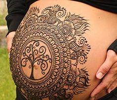 (Henna Trendz) Crowns Bellies