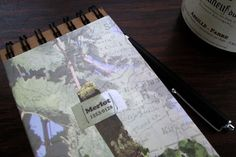 DIY Wine Tasting Books for a Wine Tasting Party