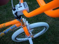 Vintage Bmx Bikes, Velo Vintage, Gt Bmx, Bmx Parts, Push Bikes, Bmx Freestyle, Bmx Bicycle, Cool Bicycles, Bike Life