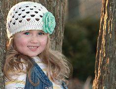 Beanie Hat Crocheted The London