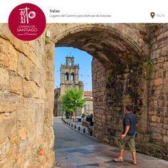 Salas. #Camino #Santiago #Asturias