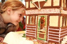 Delicious Digs Featured Throughout Highland Park Village at This Year's Gingerbread Stroll...