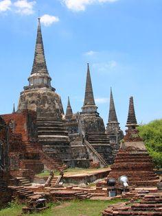Historic City of Ayutthaya - UNESCO World Heritage Site