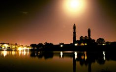 Full Moon Tajul Majid
