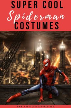 Everyone loves Spiderman, our neighborhood hero. Go to your Halloween party this year as Spiderman. We have many costumes to choose from. Spiderman Halloween Costume, Top Halloween Costumes, Halloween Party, Halloween Ideas, Superhero Gifts, Best Superhero, Diet Pills, Gifts For Family, The Neighbourhood