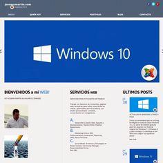 Dos días hablando de Windows 10, y habrá un tercero! Pasa por mi blog y echa un vistazo a los últimas entradas sobre la actualización del sistema operativo de Microsoft. Eso si, solo pasa si te crees dentro de los 1.000 millones de usuarios a los que quiere llegar el gigante americano. Enlace a mi blog: http://josemamartin.com/blog.html #blog #abiertoporvacaciones #windows #microsoft #edge #cortana #windows10