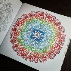 Instagram media jakolarova - #lostocean #johannabasford #oceanoperdido #coloring #coloringbook