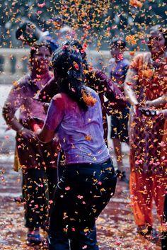 Holi Festival - Thane, India