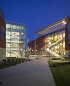 California State University, Los Angeles (CSULA) - Science Building Wing B - Los Angeles, CA | Bernards