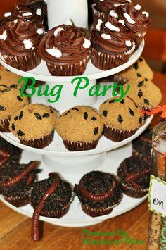 bug party ideas