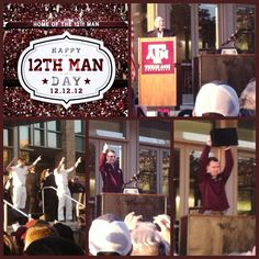 Rise at Northgate was at 12th Man Day on Campus! Hope you got some Rise gear while we were out! #RiseSwag #12thManDay #Whoop