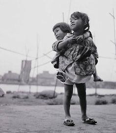Shomei Tomatsu, Children and War