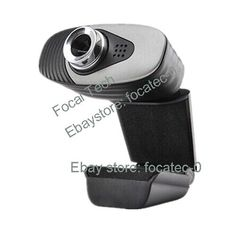 USB 2.0 12.0M  30 fps Webcam Camera HD with MIC for Computer PC Laptop New -871 #UnbrandedGeneric