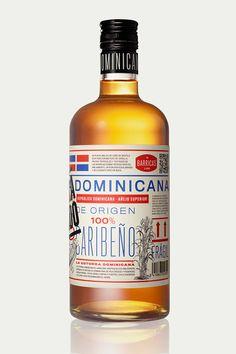 Contrabando Rum on Behance
