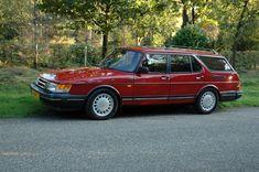 Saab Safari Wagon