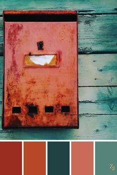 ZJ Colour Palette 399 #colourpalette #colourinspiration