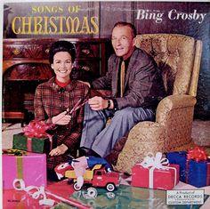 Songs of Christmas — Bing Crosby
