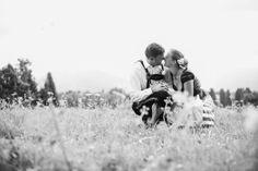 Hochzeit in Tracht | Franzi ♡ Oli