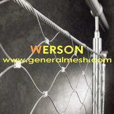 generalmesh TECIDOS DE AÇO INOXIDÁVEL TRELLIS, WEBNET DE PROTEÇÃO DE CAIXA DE AÇO INOXIDÁVEL, TURISMO DE AÇO INOXIDÁVEL, Mola de rede de pássaro de aço inoxidável, Manga de jardim zoológico, Malha de pássaro, Tendência para treliça escolar, Web site Aviary, construção de trellis de fachada, Cordão de fio de aço Flexmesh, Mangueira de oxigênio de aço inoxidável, Manga de ferro fundido, webnet de linha de inox flexível e flexível, x tend em malha, treliça de jardim de aço inoxidável, treliça…