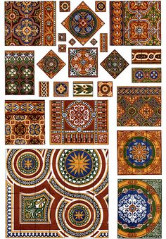 Welcome to Dover Publications  400 Traditional Tile Designs in Full Color