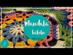 #9 Mandala häkeln - YouTube