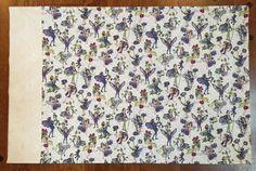 Purple FAIRIES Pillowcase