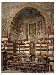 LOCATION: SYRIA / Damascus c. 1900