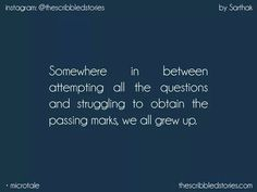 'Growing up' the hardest part of the life Story Quotes, Truth Quotes, Besties Quotes, Friend Quotes, School Days Quotes, School Diary, Senior Quotes, Tiny Tales, School Memories
