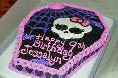 monster+high+birthday+cake+image | Monster High Birthday Cake | Monster high bday