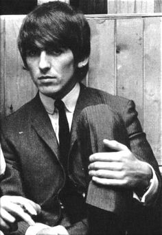 The beatles george harrison