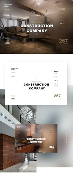 Modern Property on Behance
