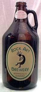 Rock Art Brewery Vermont Maple Wheat Ale, Morrisville, VT