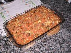 Torta de sardinha de liquidificador   Tortas e bolos > Receitas de Torta de Sardinha   Receitas Gshow