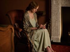 Downton Abbey series 5 Lady Edith