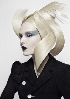 Maja Salamon by David Dunan for Vogue Italia November 2014