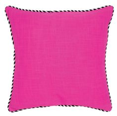 Neon pink cotton is