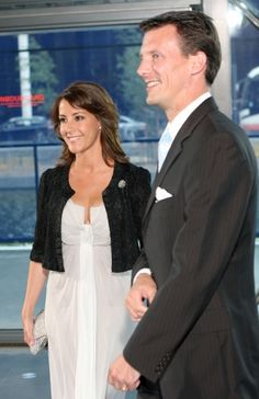 Danish Prince Joachim and Princess Marie arrives at the concerthouse for a concert to celebrate the 75th birthday of Prince Henrik of Denmark, Copenhagen, 10 june 2009. Photo: Patrick van Katwijk